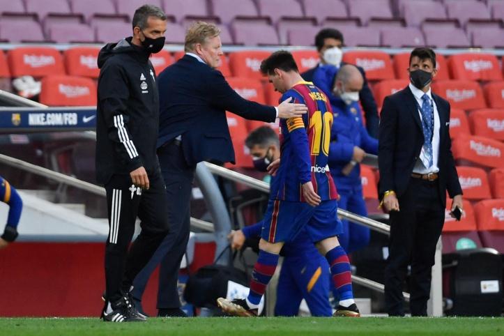 Barça : « Koeman aurait un pied et demi en dehors du Barça ! »