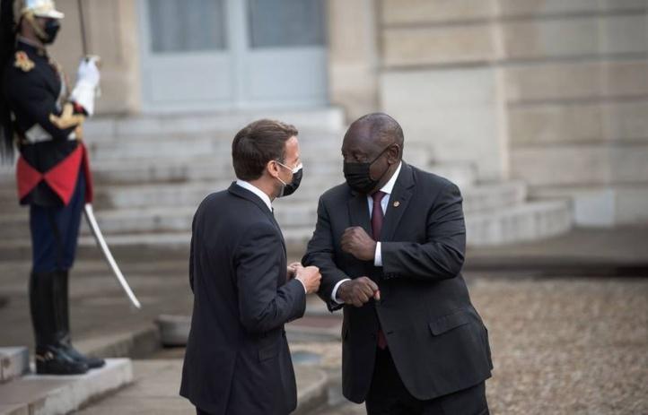 A Paris, un sommet pour sauver l'Afrique de l'asphyxie financière