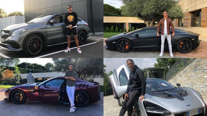 Juventus : Rolando « exfiltre » ses 7 voitures vers le Portugal !