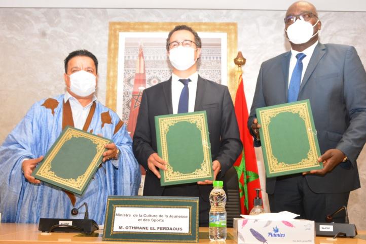 Coupe d'Afrique des Nations de Handball : Accord de coopération relatif à l'organisation de la 25ème édition à Laâyoune et Guelmim