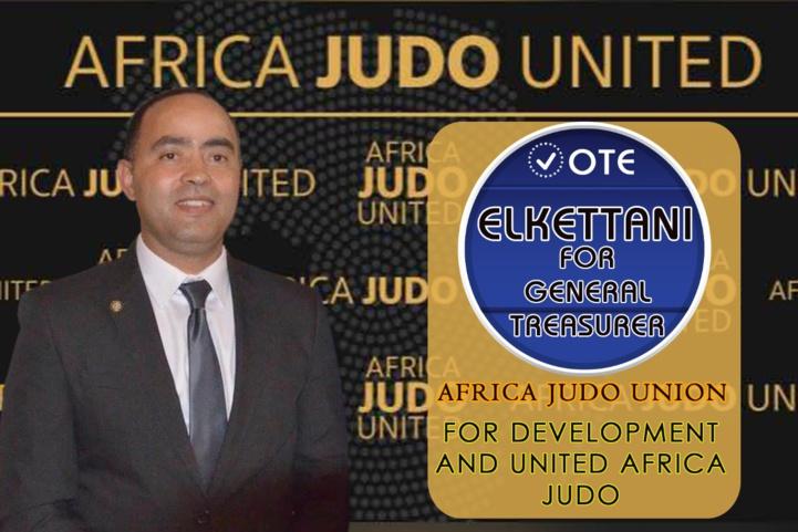 Union Africaine de Judo :  Chafik El Kettani élu trésorier général
