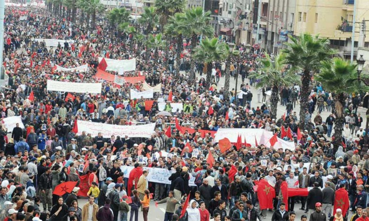 Rabat : Interdiction de tout rassemblement sur la voie publique