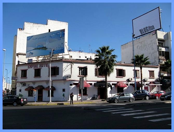 Casablanca: Quand la destruction d'un restaurant de mémoire allume la Toile