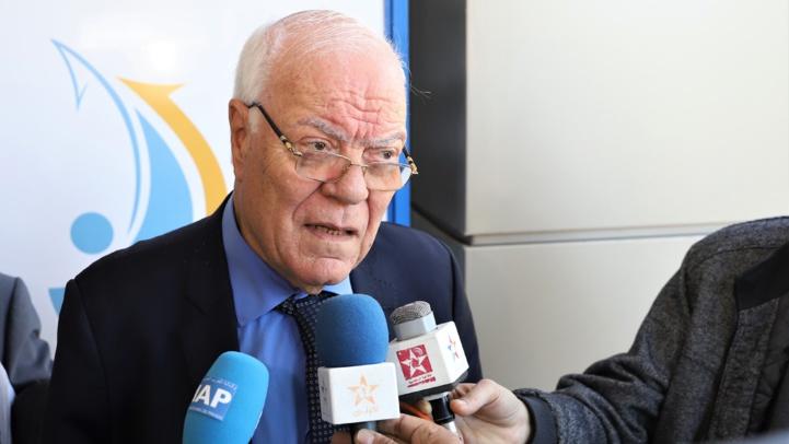 Hassan Sentissi, président de l'Association Marocaine des Exportateurs (ASMEX).