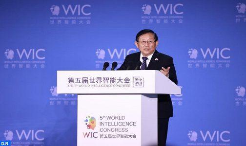 La 5è édition de WIC démarre à Tianjin avec des technologies de pointe éblouissantes