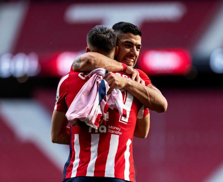 Diego Simeone : « Luis Suarez a voulu prouver qu'il était encore vivant ! »