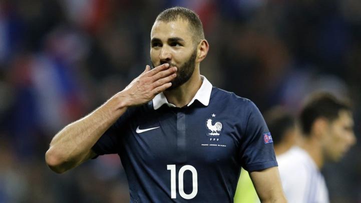 Equipe de France : Le rappel de Benzema fait exploser le chiffre d'affaires des revendeurs de maillots !