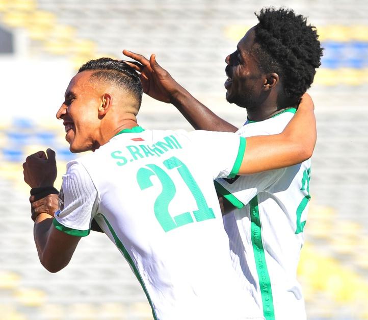 Coupe de la CAF/ Raja-Orlando (4-0) : Une qualification facile des Verts en demi-finale