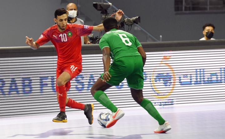 Coupe Arabe Futsal / 2ème journée : Le Maroc bat les Comores (3-1) et se qualifie au tour suivant