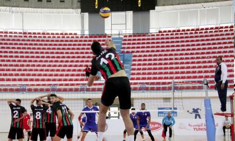 Volley-ball / 2ème Journée Excellence : ASFAR, FUS et CODM en tête