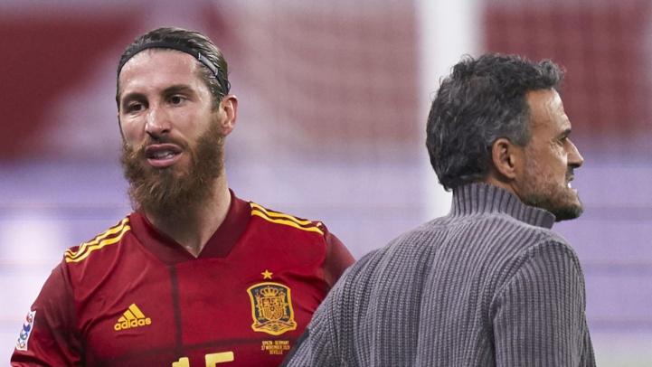 Euro 2021 / Espagne : Ramos absent, Laporte présent !