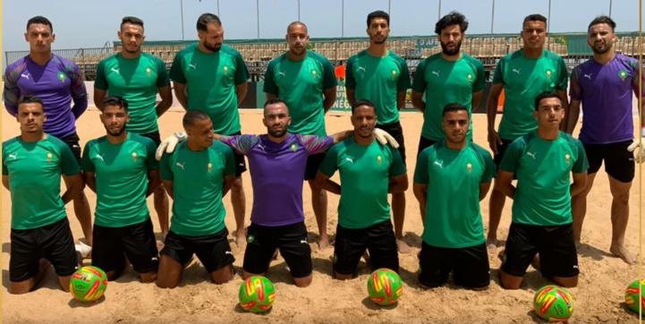 CAN de Beach Soccer : Le Maroc s'incline devant le Mozambique