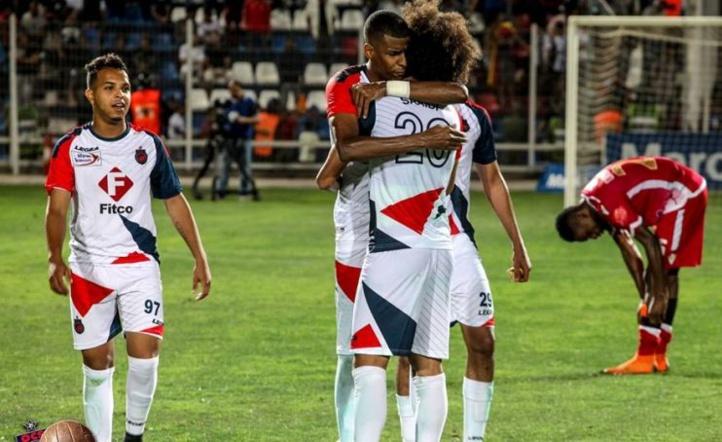 OCS-HUSA (1-0) :  L'Olympique de Safi s'offre 3 points face au Hassania