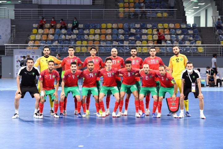 Arab Cup Futsal / Demi-finales : Ce jeudi, l'équipe nationale face à l'équipe du Bahreïn (17h00)