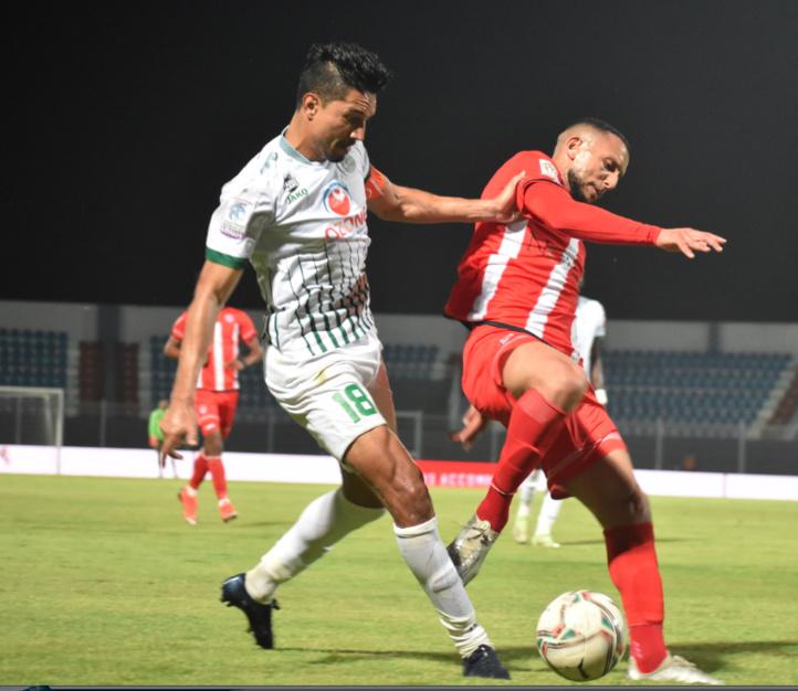 DHJ-FUS (3-1) : Le Difaâ vainqueur du Fath lors d'une belle partie !