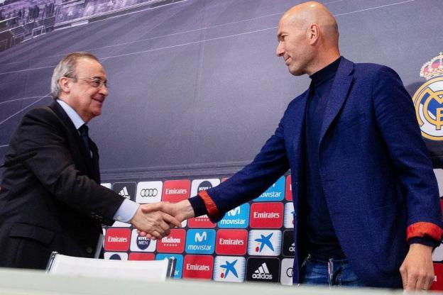 Selon la presse espagnole, Zidane a signifié son départ au Real Madrid