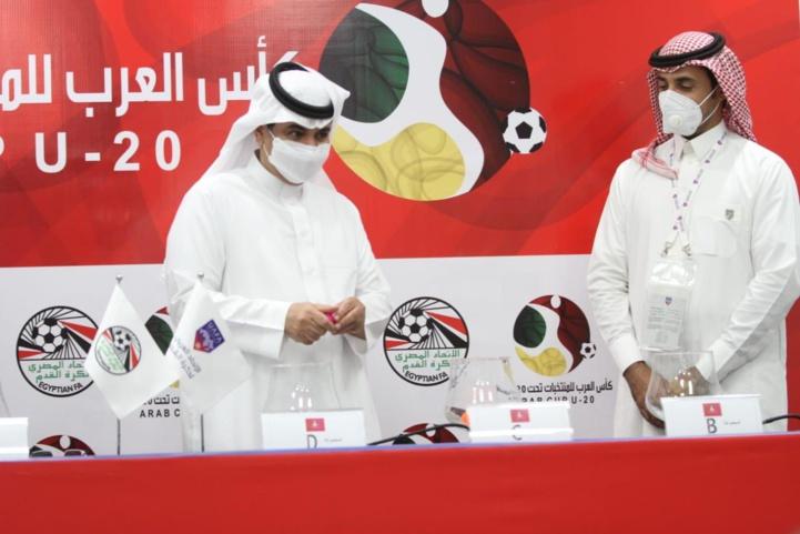 Foot/Coupe arabe des U20 : Le Maroc dans le groupe « B » avec Tadjikistan, les EAU et Djibouti