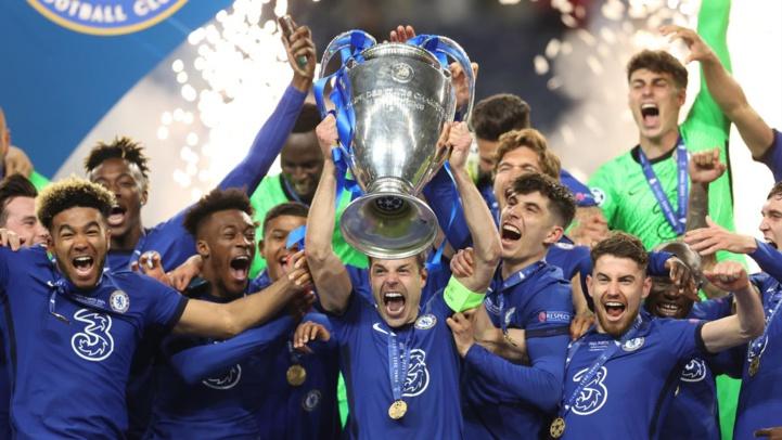 Ligue des champions : Le titre rapporte à Chelsea un beau pactole : 106 M€ !