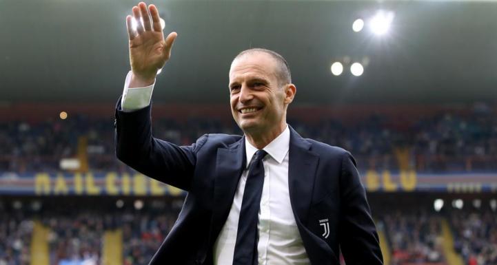 Juventus : Allegri de retour