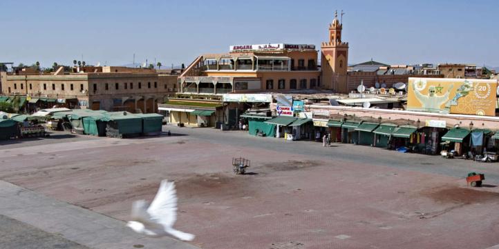 Tourisme: le coeur battant de Marrakech à bout de souffle avec la crise sanitaire (REPORTAGE)