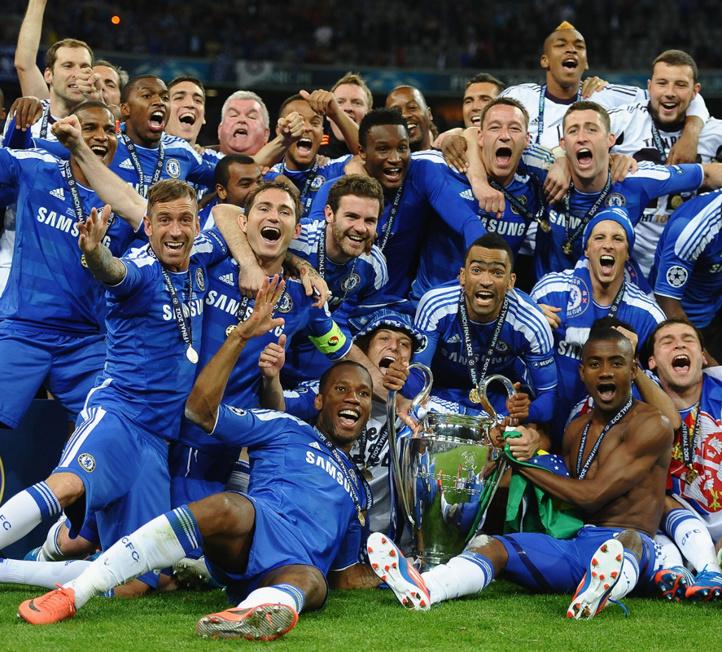 UEFA / Officiel : Huit (8) finalistes parmi le Onze type de la Ligue des champions