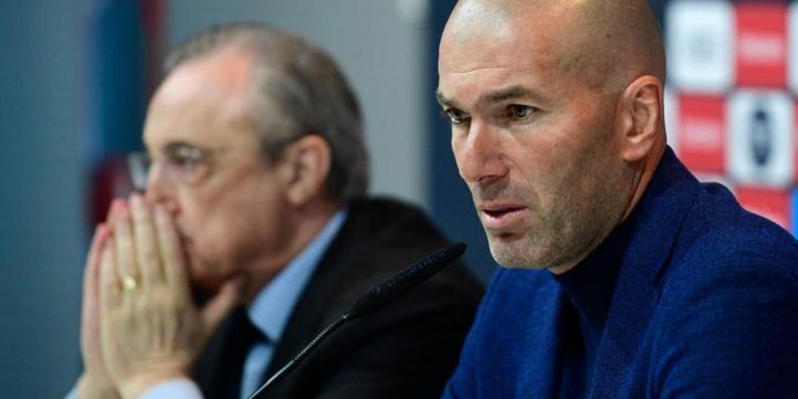 Zidane explique les raisons de sa démission