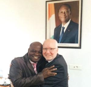 Côte d'Ivoire: Vibrant hommage au père de la FENELEC moderne
