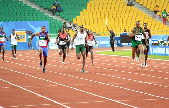 Athlétisme : Lagos hôte du 22ème championnat d'Afrique seniors