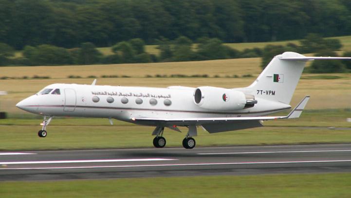 L'avion algérien qui allait exfiltrer Ghali a fait demi-tour sur ordre des contrôleurs militaires