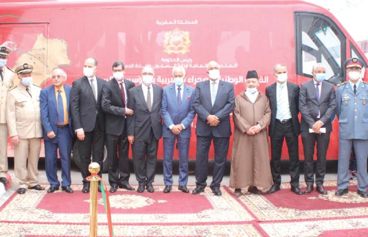 Oujda: Caravane nationale pour le Sahara marocain
