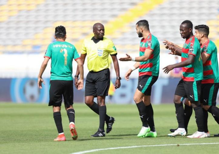 Wydad- Mouloudia Alger / Sanctions de la CAF : Suspension d'une année pour deux joueurs et 25.000 $ au club