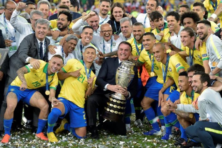 Copa America : L'équipe de Brésil se rebelle contre la décision du président Jair Bolsonaro