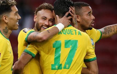 Mondial 2022 : Le Brésil bat l'Equateur et s'approche du Qatar