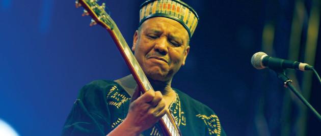Majid Bekkas, de la musique jusqu'à ce qu'essoufflement s'ensuive…