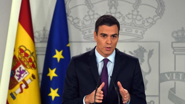 La pression monte contre Sanchez pour résoudre la crise avec Rabat