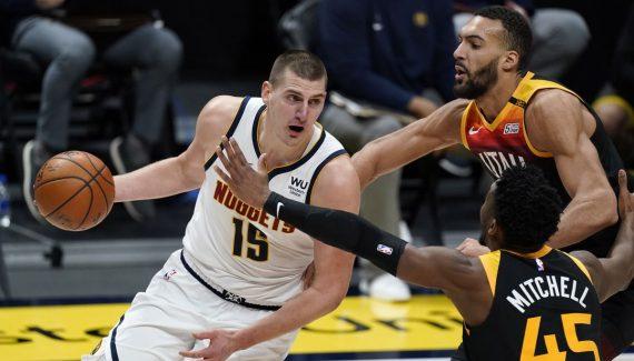 Basket: Nikola Jokic, le modeste géant serbe qui a conquis la NBA