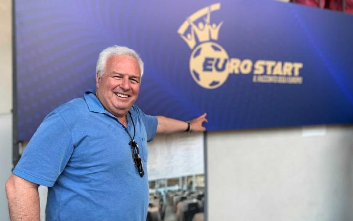 L'USSI et l'AIPS organisent l'EuroStart à Rome : Mettre en lumière les champions de l'Euro 1968 et les journalistes sportifs chevronnés