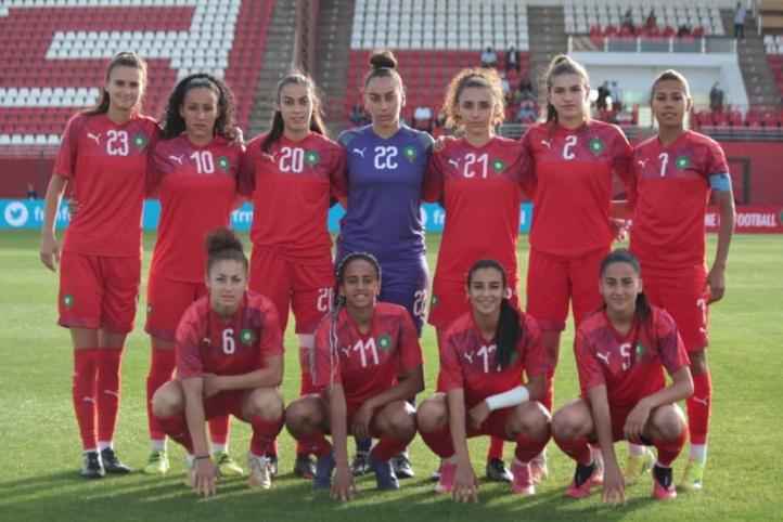 Football féminin / Maroc-Mali (3-0) : Belle prestation de Ayane Rosella pour sa première participation