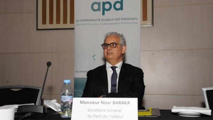 Nizar Baraka énonce les 7 piliers de la vision istiqlalienne