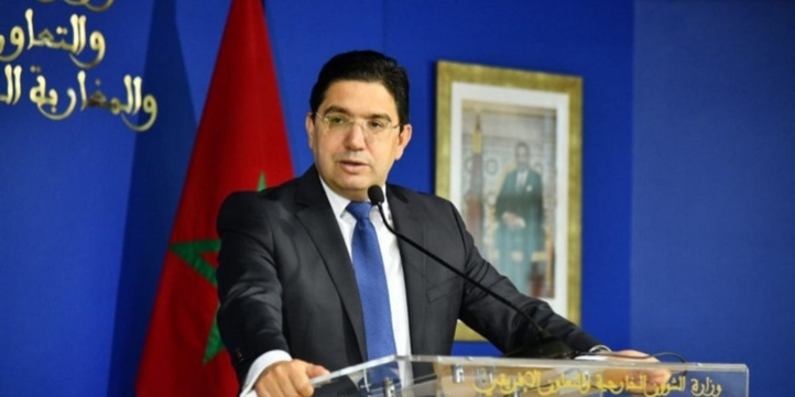 Nasser Bourita reçoit Najla Mangoush son homologue libyenne pour sa première visite à Rabat