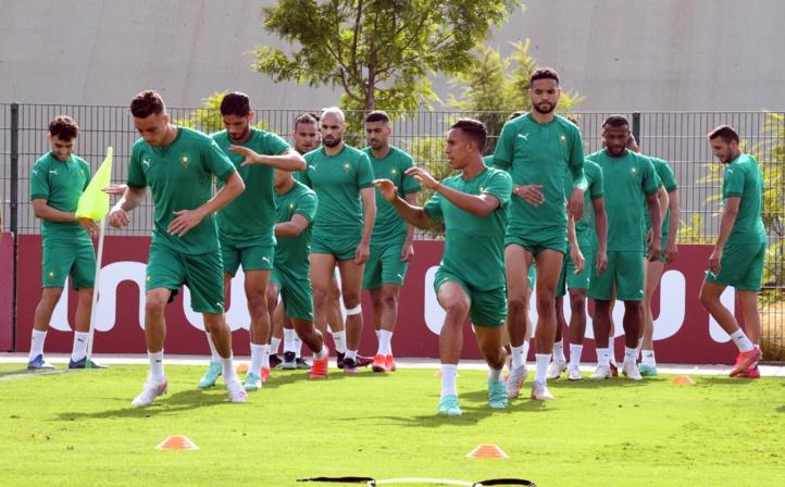 Amical: Ce samedi, les Lions de l'Atlas dans un nouveau test face aux Étalons burkinabè