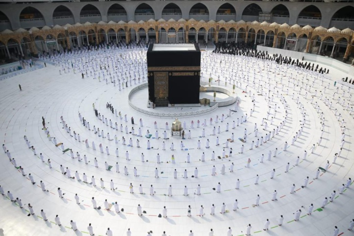 Hajj 2021 : Seuls les Saoudiens et les résidents au Royaume d'Arabie Saoudite peuvent faire le pèlerinage