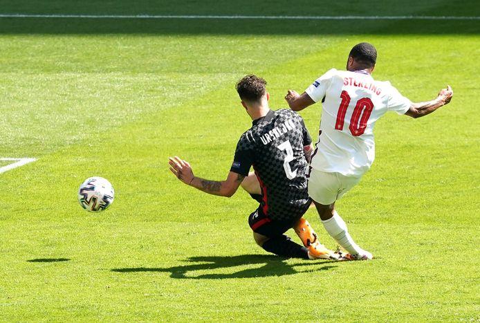 Euro 2020 : Les Anglais convaincants ont battu les Croates décevants (1-0)