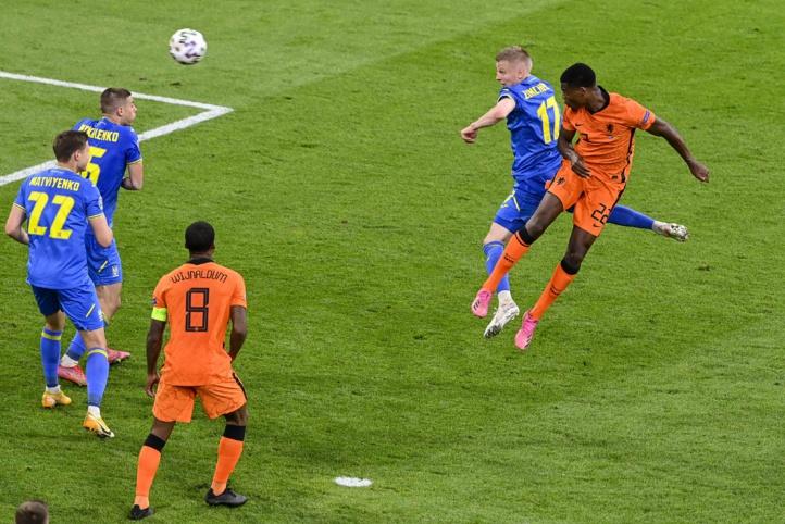 Euro 2020 : Les Pays-Bas s'imposent face à l'Ukraine (3-2)