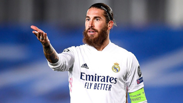Real Madrid: Le capitaine Sergio Ramos quitte le navire