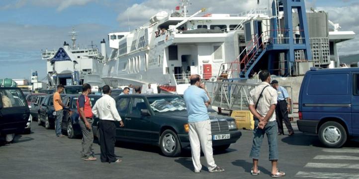 MRE : Adoption d'un projet de décret instituant une indemnité de transport maritime