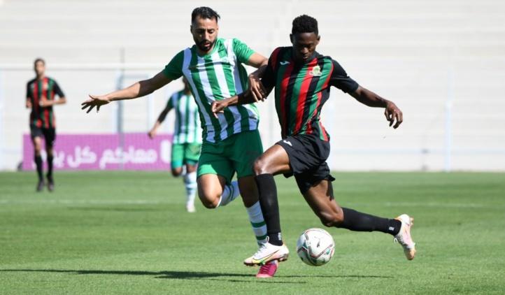 Botola D1 : Les FAR et le SCCM bénéficiaires des matches joués samedi