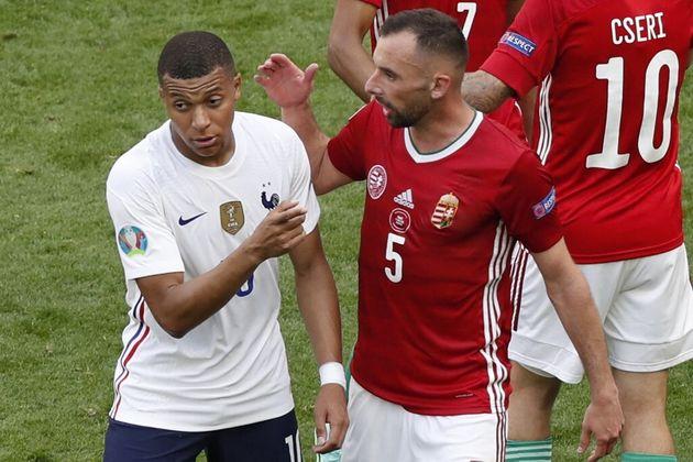 Euro 2020 : La France tenue en échec par la Hongrie (1-1)