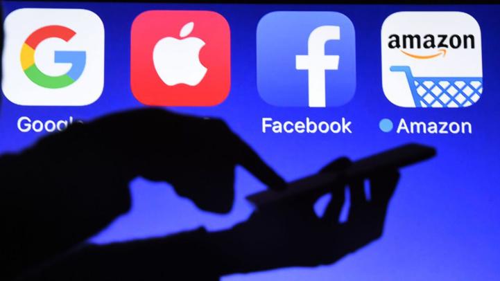 GAFA : Le Congrès à l'assaut des géants de la tech