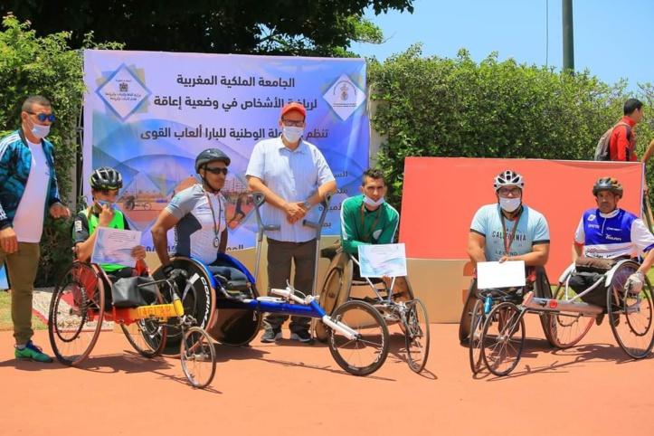 Handisport / Championnat national d'athlétisme : Attahadi et Amis de Fès remportent le titre